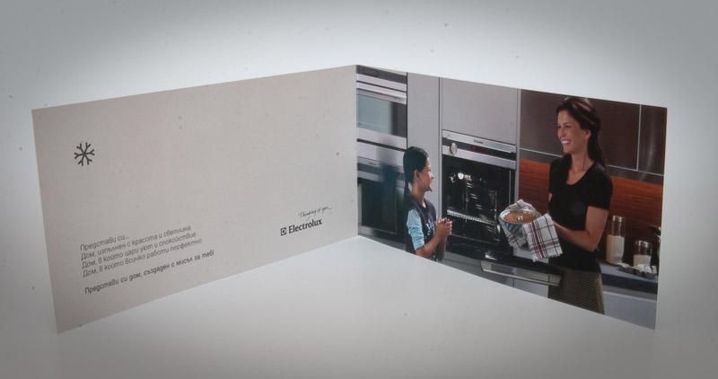 Electrolux, leaflet