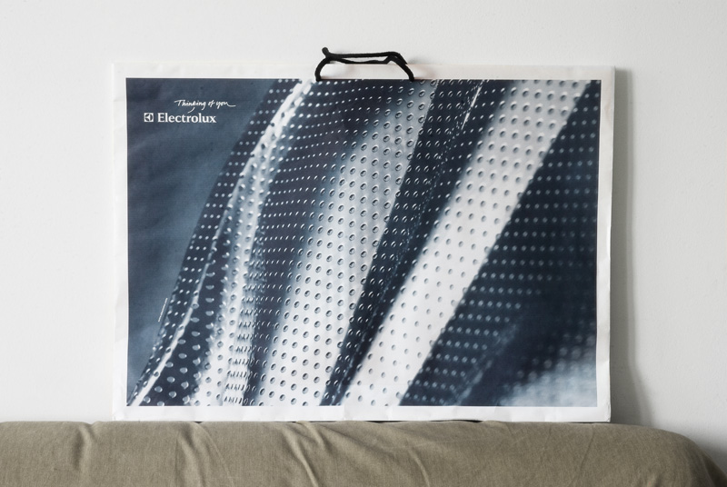 Electrolux, paper bag
