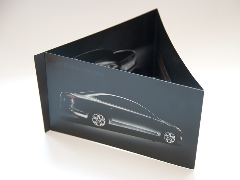 Ford, Mondeo, leaflet